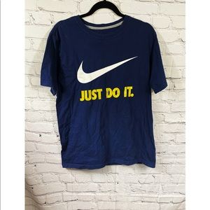 Nike Just Do It Regular Fit Tee M